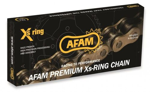 AFAM Kette 520 XRR2 XS-Ring Gold