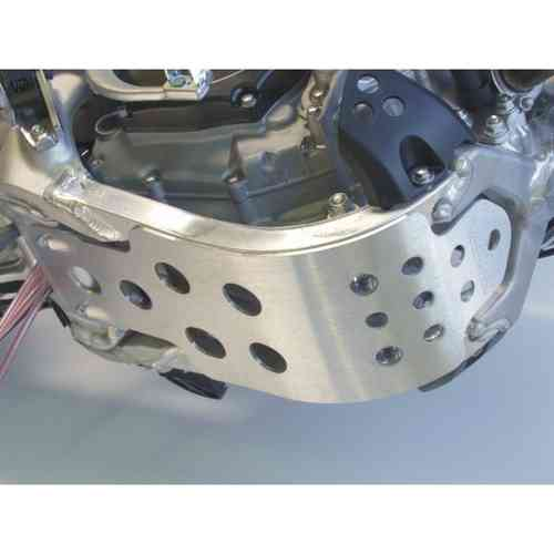 WORKS-CONNECTION Skid Plate Kawasaki KXF 250 09-