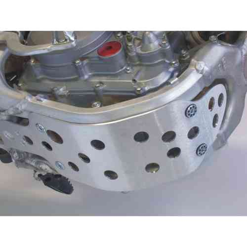 Skid Plate Honda CRF 450 by WORKS-CONNECTION