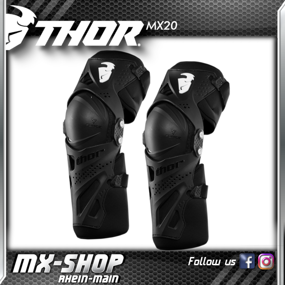 THOR Force Knee-Guard XP