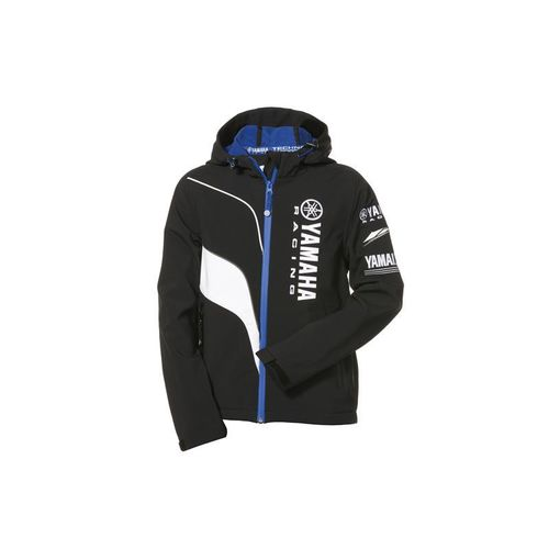 YAMAHA Junior Softshell-Jacke PADDOCK 2016