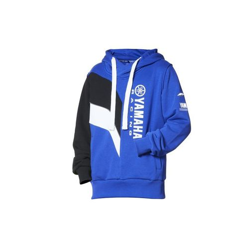 YAMAHA Junior Hoody PADDOCK BLUE 2016