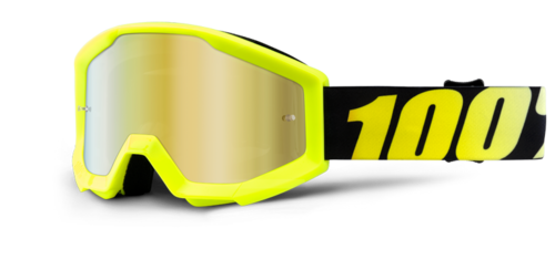 100% Brille STRATA-Junior Neon-Yellow