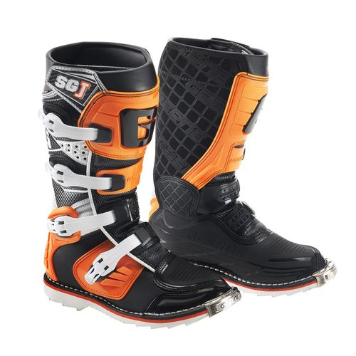 Gaerne Junior-Stiefel SG-J schwarz-orange