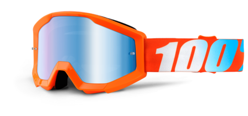 100% Brille STRATA-Junior Orange