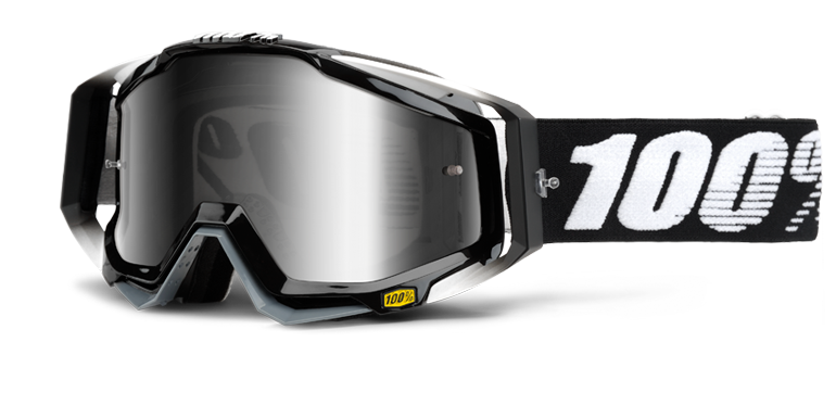 100% Brille RACECRAFT Abyss Black