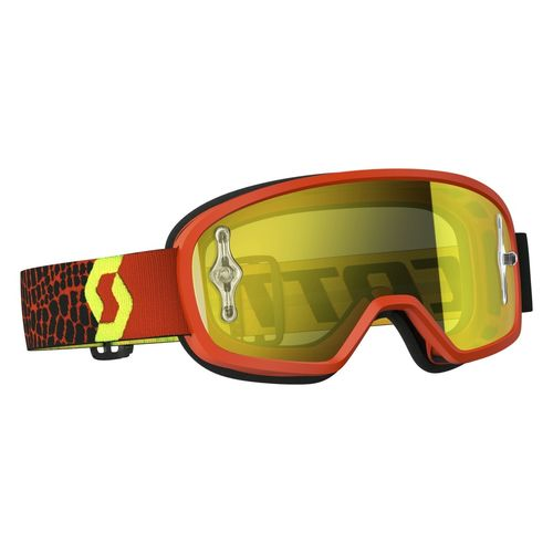 SCOTT Kinder-Brille BUZZ MX orange 2017