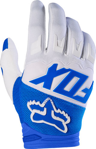 FOX KIDS Dirtpaw MX Handschuhe 2017 blau