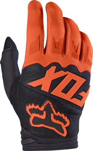 FOX KIDS Dirtpaw MX Handschuhe 2017 orange