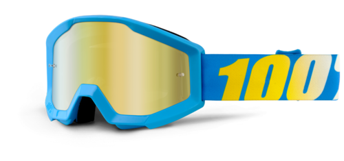 100% Brille STRATA-Junior blau