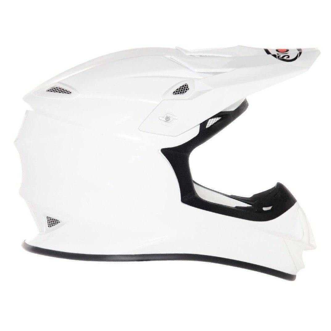 SUOMY MX Helm Mr. Jump Weiß