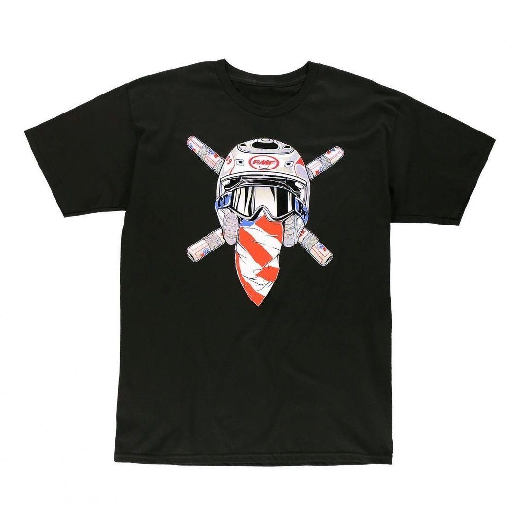 Ronnie Mac Raider T-Shirt schwarz