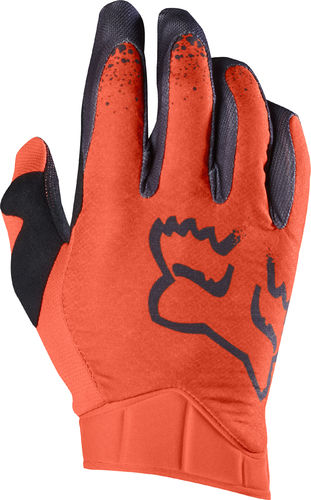 FOX Airline Handschuhe 2017 Moth Orange