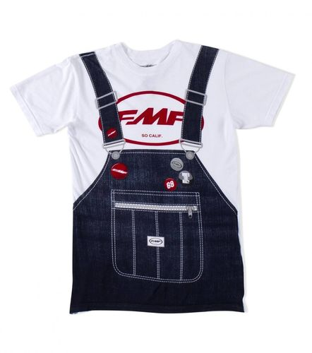 Ronnie Mac Overalls T-Shirt