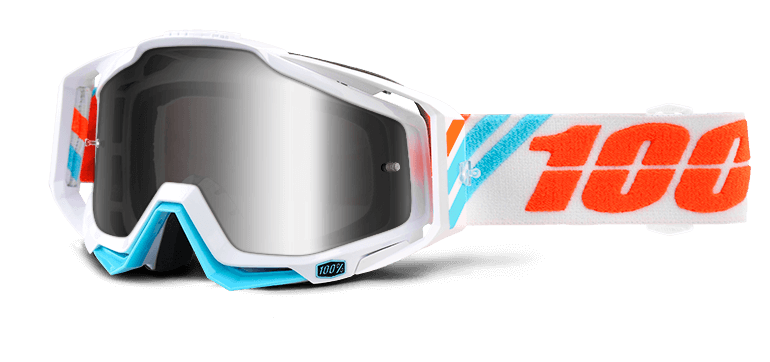 100% Brille RACECRAFT Calculus Ice