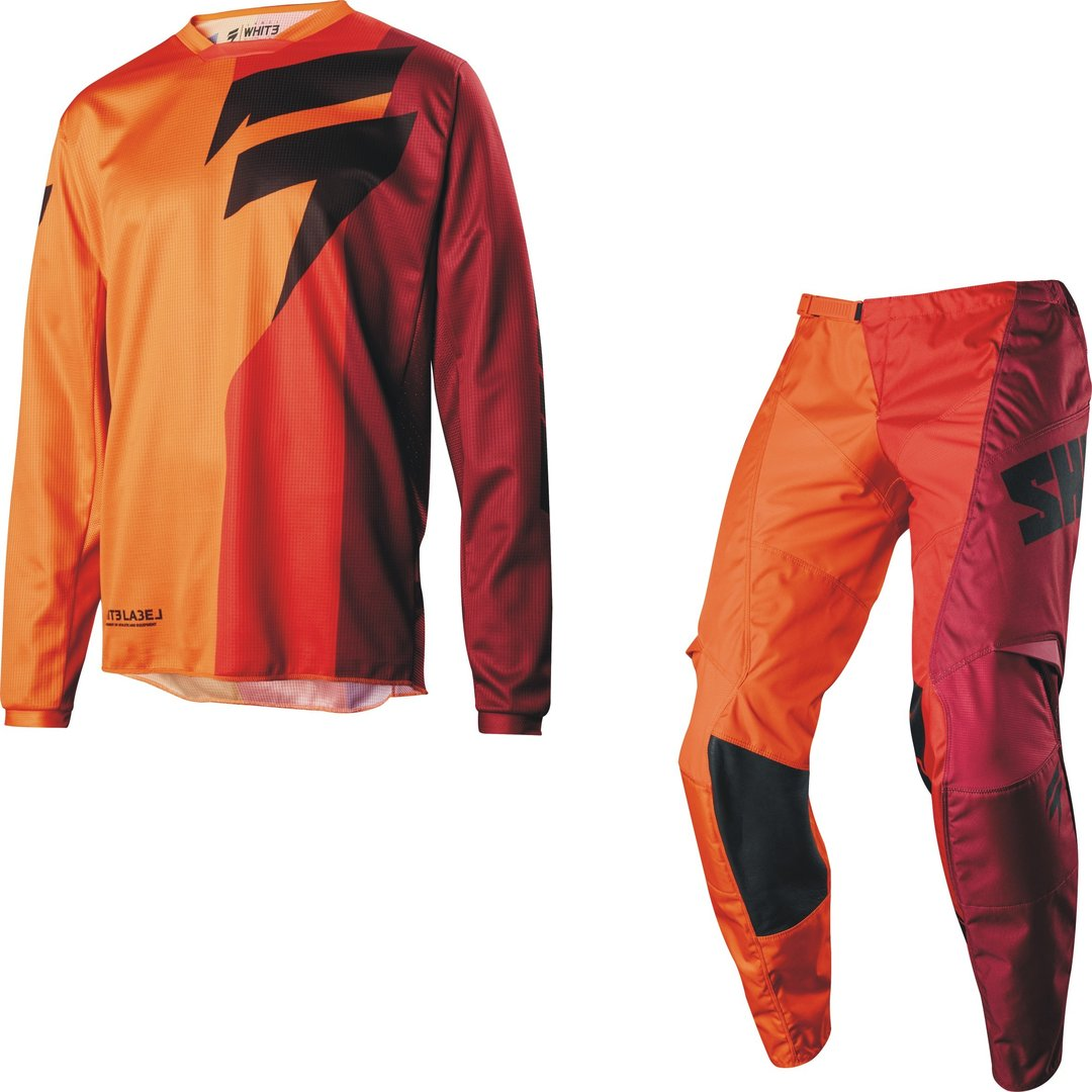 SHIFT MX-Combo WHIT3 Tarmac 2018 orange