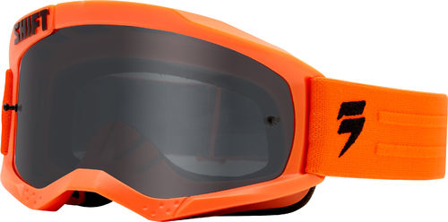 SHIFT Brille WHIT3 Label orange