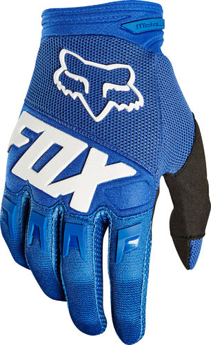 FOX Handschuhe DIRTPAW RACE blau