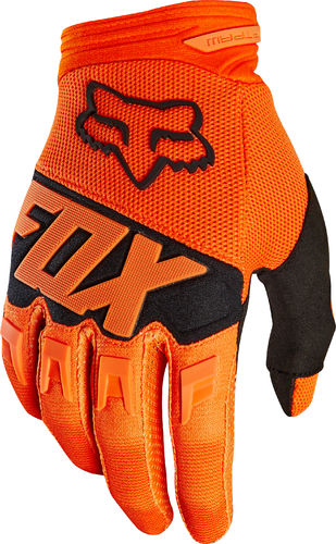 FOX Handschuhe DIRTPAW RACE orange