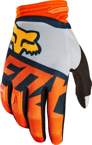 FOX Handschuhe DIRTPAW SAYAK orange