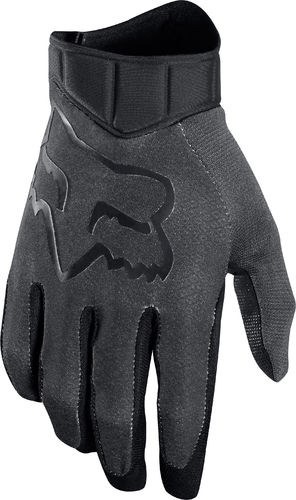FOX Handschuhe AIRLINE RACE schwarz-chacoral