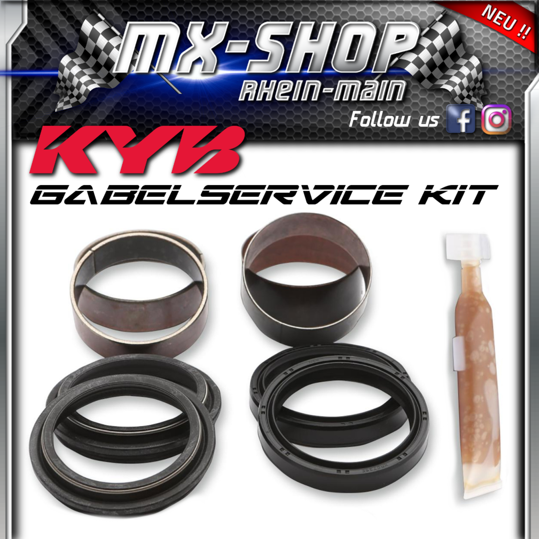 Gabel Service-Kit KYB 48
