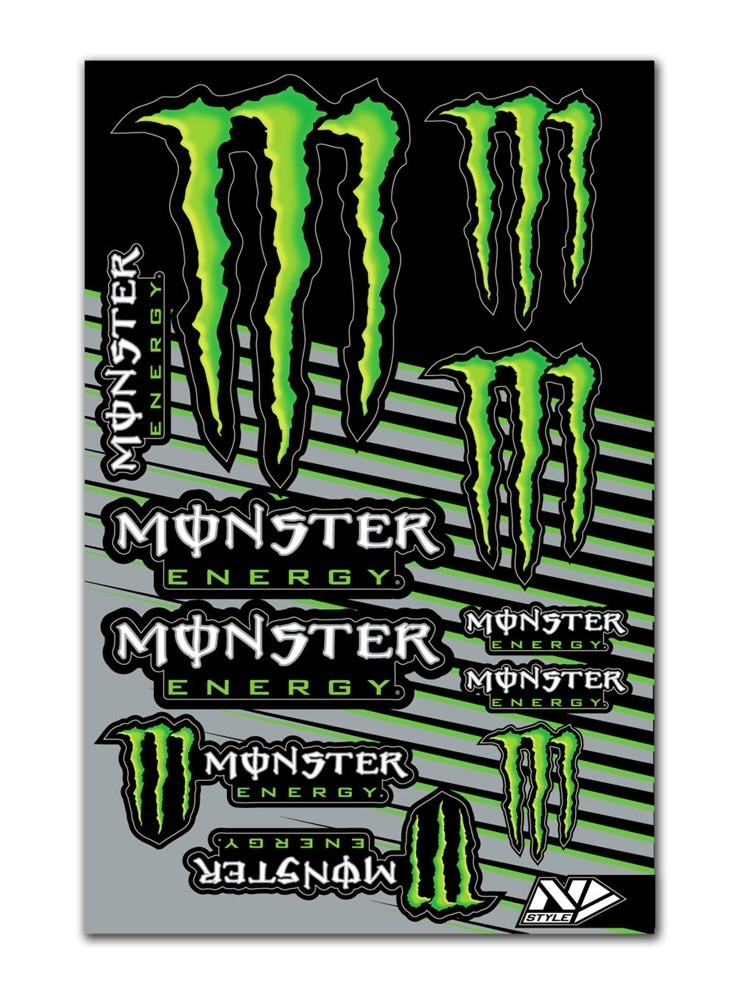 Monster universal Stickerkit V1