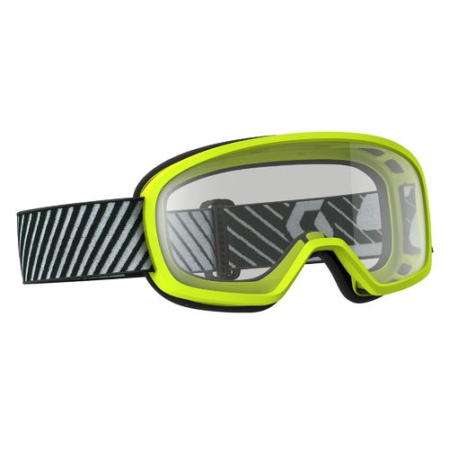 SCOTT Kinder-Brille BUZZ MX yellow / clear