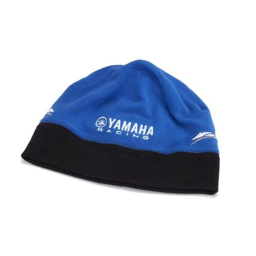 Yamaha Paddock Blue Fleece-Beanie