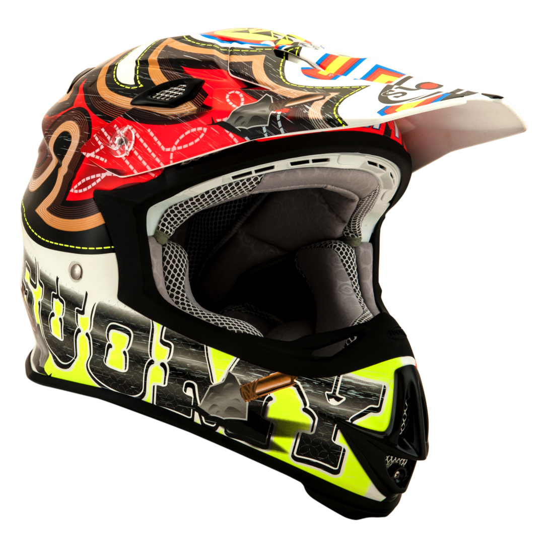 SUOMY MX Helm Mr. Jump West