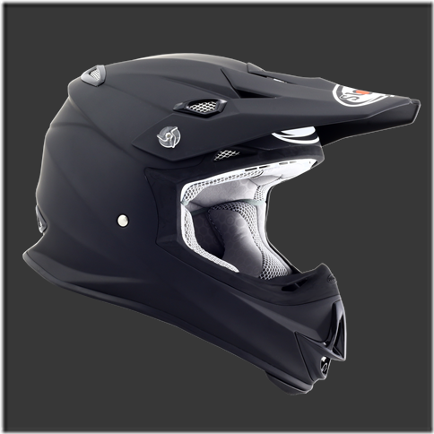 SUOMY MX Helm Mr. Jump Matt-Schwarz