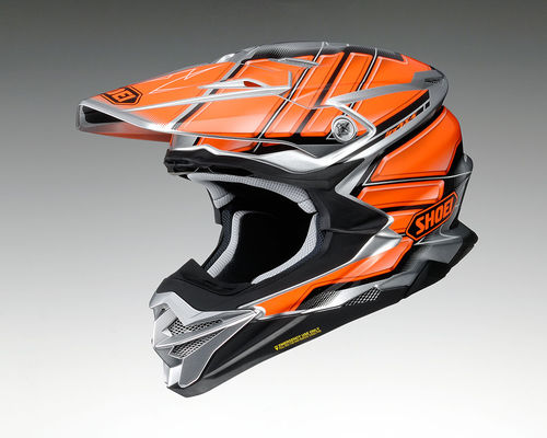 SHOEI Helm VFX-WR GLAIVE TC-8