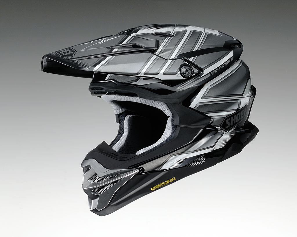 SHOEI Helm VFX-WR GLAIVE TC-5