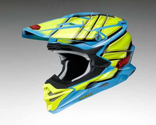 SHOEI Helm VFX-WR GLAIVE TC-2
