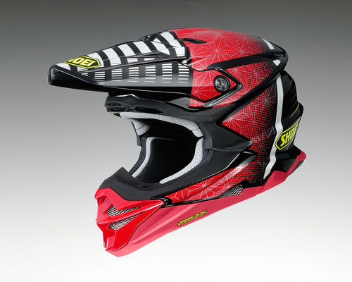 SHOEI Helm VFX-WR BLAZON TC-1
