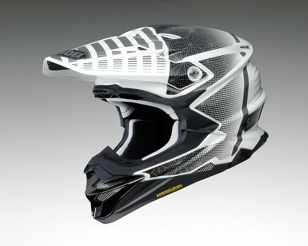 SHOEI Helm VFX-WR BLAZON TC-6