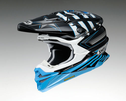SHOEI Helm VFX-WR GRANT 3 TC-2