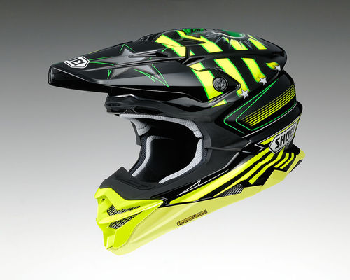 SHOEI Helm VFX-WR GRANT 3 TC-3