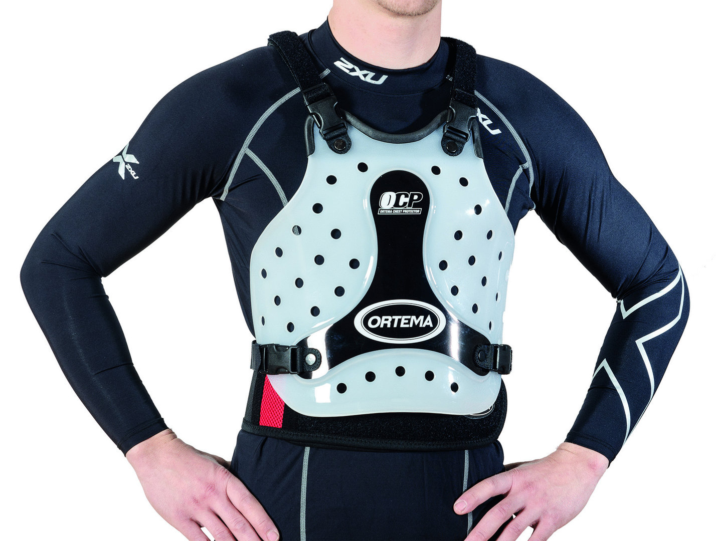 OCP - Ortema Chest Protector mit Gurtsystem