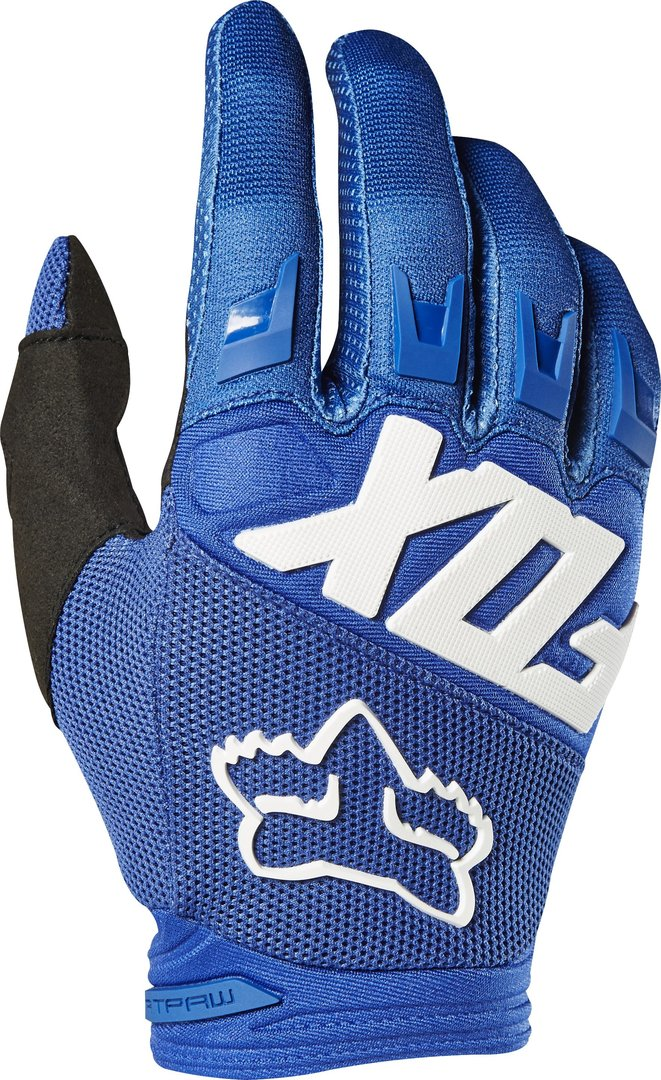 FOX Kids MX-Handschuhe DIRTPAW RACE blau