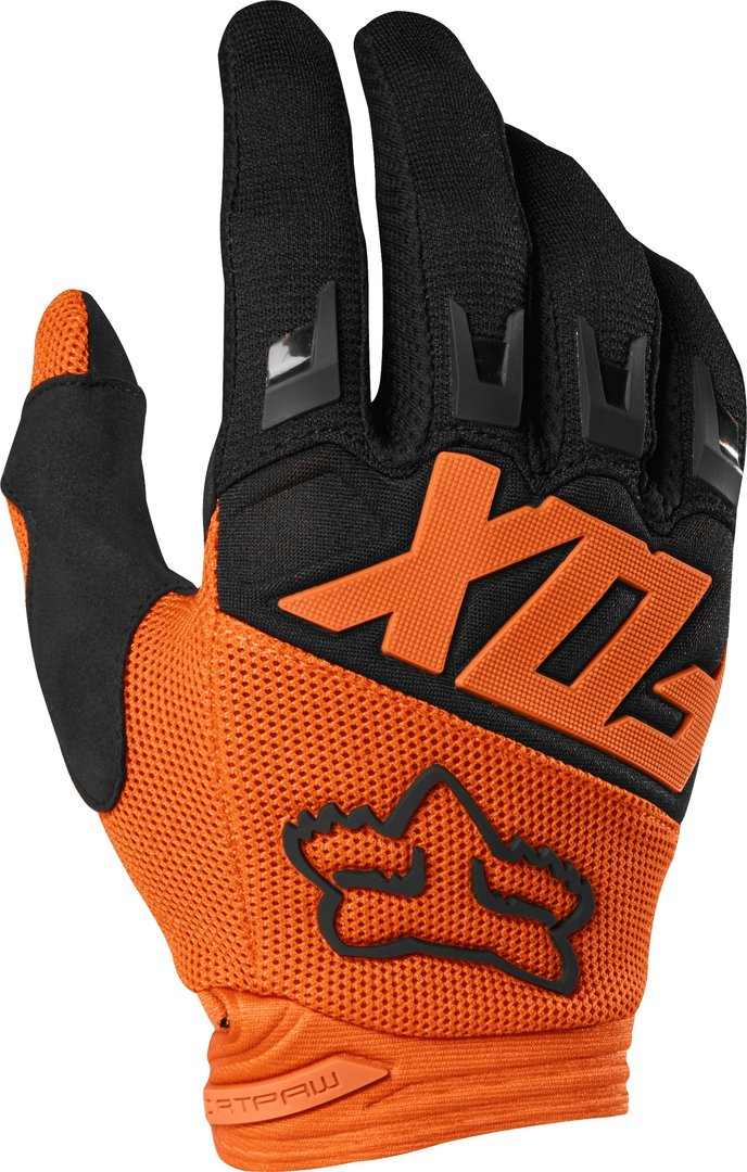 FOX Kids MX-Handschuhe DIRTPAW RACE orange
