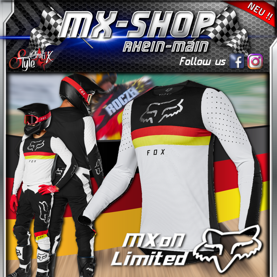 FOX MX-Combo Flexair LE MXoN 2019