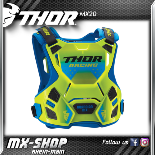 THOR Kinder-Brustpanzer Guardian MX