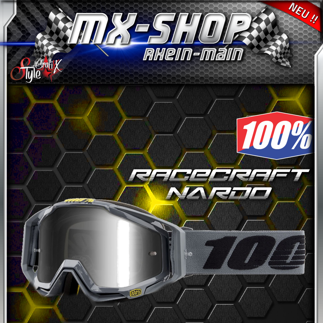 100% Brille RACECRAFT Nardo