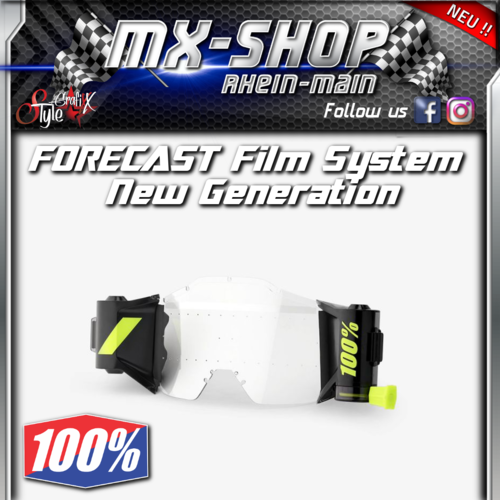 100% FORECAST Roll-Off System Junior