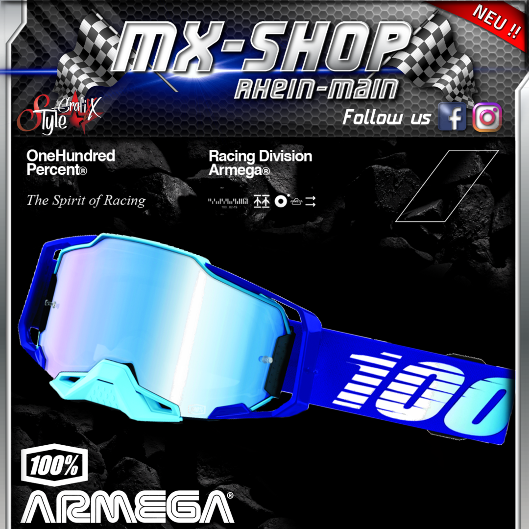 100%  Brille ARMEGA Royal