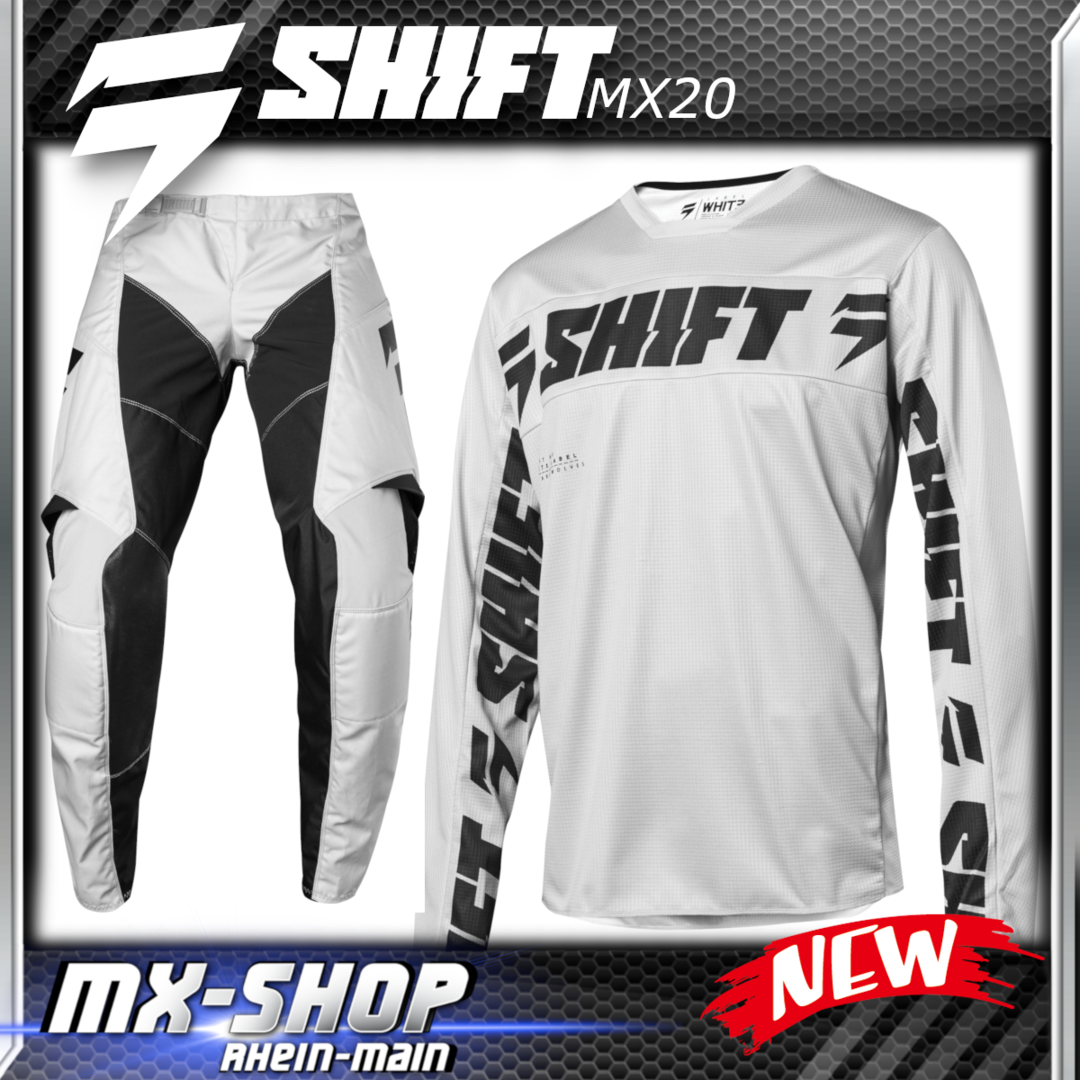 SHIFT MX-Combo WHIT3 SALAR 2020 Clay