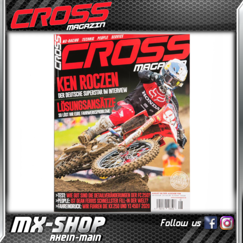 CROSS-Magazin August 2019
