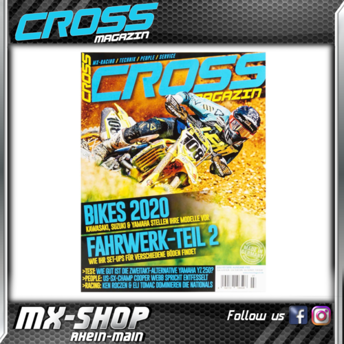 CROSS-Magazin Juli 2019