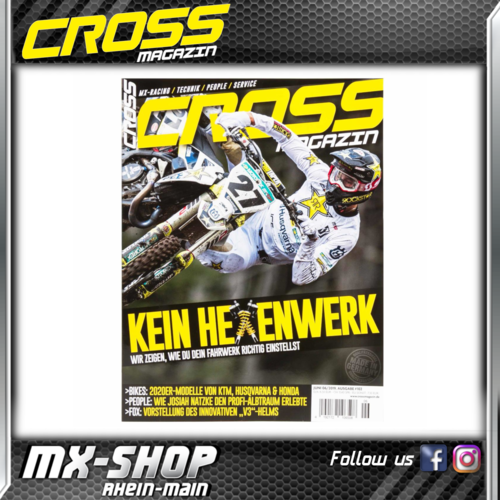 CROSS-Magazin Juni 2019